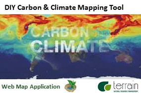 carbon and climate icon