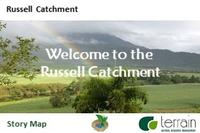 Catchment Profile Story Map for the Russell Catchment Wet Tropics