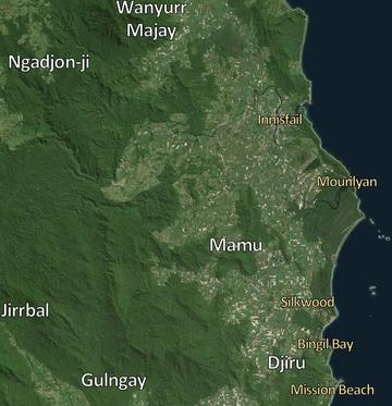 Traditional Owner groups - Northern Cassowary Coast