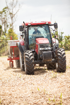 Tractor - Wet Tropics Sustainable Industries