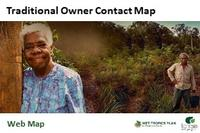 Traditional Owner Contact Map