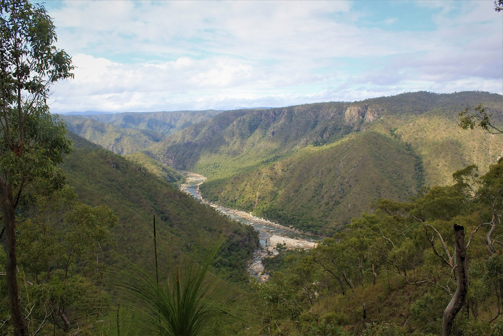 Herbert River Gorge